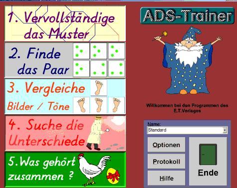 Selbstinstruktions-Training gegen AD(H)S
